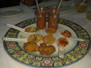 restaurantes en mieres