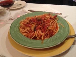 restaurante italiano aviles