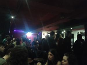 cervecería pub metro
