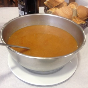 la tropical sopa de hígado