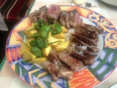 perejil carne